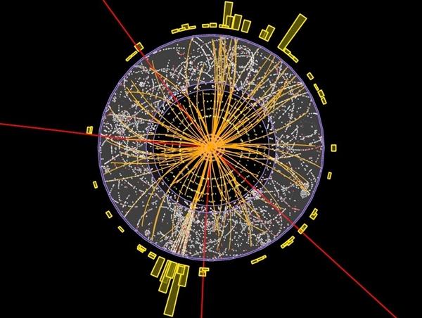 CERN Tanrı parçacığını açıklıyor. 4 Temm…