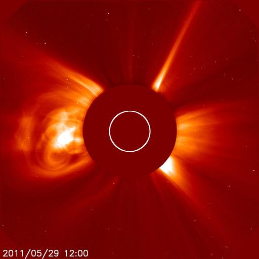 Güneş patlamaları Son 24 saat içerisinde…